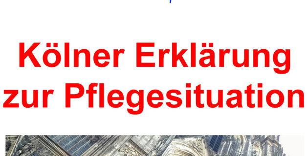 Kölner Erklärung